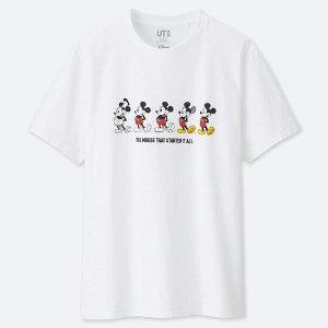 fe7b43e6 New UT Collection @Uniqlo Celebrate Mickey 90th Bitrthday! - Dealmoon