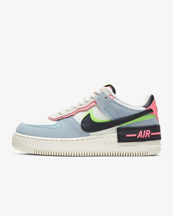 Air Force 1 Shadow 新款配色女鞋