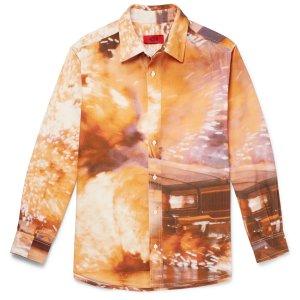 424渲染风衬衫