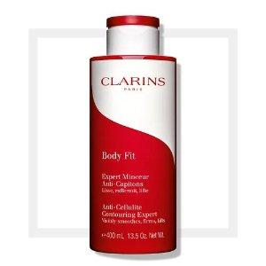 Clarins新用户9折红魔晶