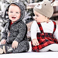 50-60% Off + Extra 20% Off $40+Entire Site @ Carter's