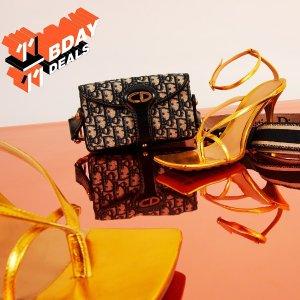 低至2.5折+满减Vestiaire Collective 11.11 惊喜大促 Dior、香奈儿、克罗心等你收