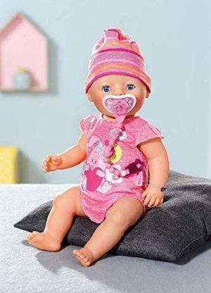 Zapf Creation Baby Born Interactive Girl Doll