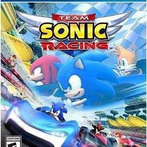 $29.96(原价$39.24)PS4/XBOX游戏 《Team Sonic Racing 团队索尼克赛车》