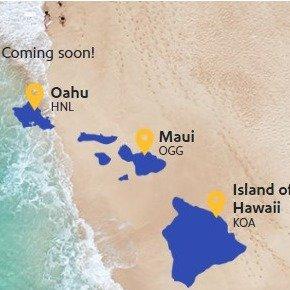 From $49 One-WayOakland, CA to Oahu Honolulu, HI RT Nonstop Airfare @