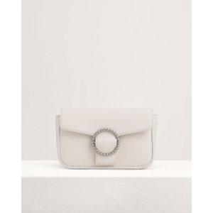 Pedro ShoesEmbellished Leather Mini Bag