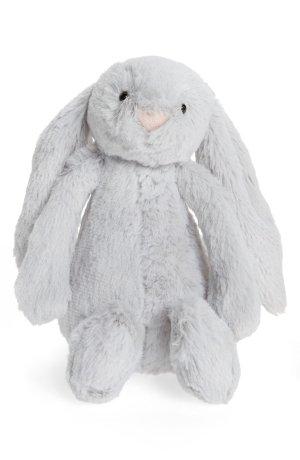 Jellycat 'Small Bashful Bunny' 小号灰兔
