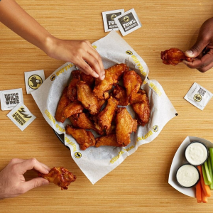 BOGO Traditional WingsBuffalo Wild Wings Free Wings Tuesdays