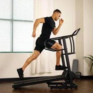 $64.97起家居健身器材热卖 收跑步机、自行车、划船机 宅家也要健身