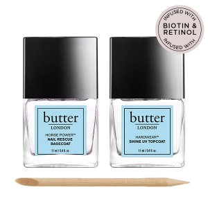 Butter London底油封层油超值套装
