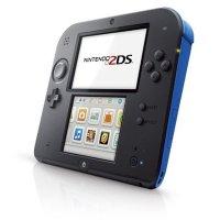 Nintendo 2DS 蓝色款 翻新版