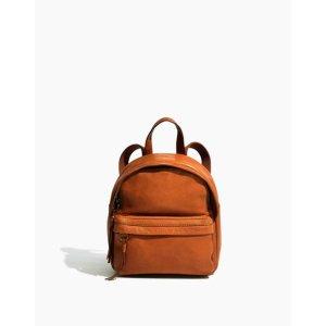 The Lorimer Mini Backpack
