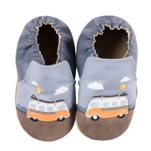 Robeez满$75减$20或8折婴儿学步鞋