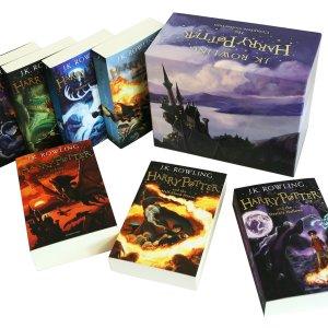 $63.29(原价$105.5)Harry Potter 哈利波特 1-7合集 儿童版 送孩子的最佳礼物