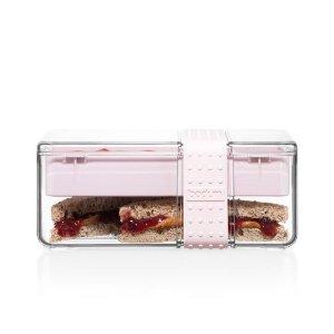 粉色便当盒
