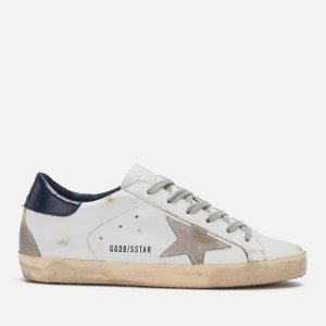 全场9折 £261收封面黑尾小脏鞋Golden Goose 脏脏鞋全场闪促中 时髦精必备单品