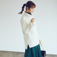 Uniqlo 超柔软 高领毛衣 多色可选