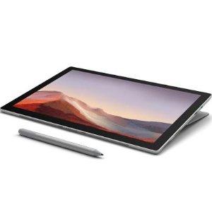 $1399(原价$2067.98)Surface Pro 7+键盘+手写笔+正版Office