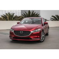 Mazda 6 Atenza 折纸模型免费下载
