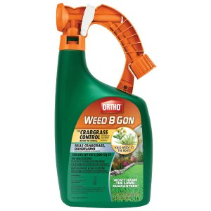 Ortho Weed B Gon Plus Crabgrass Control Ready-To-Spray