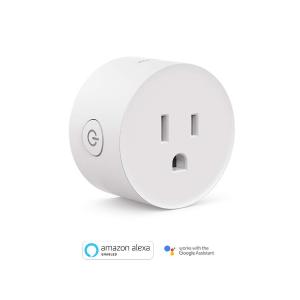 8折优惠Dealmoon独家!新品上市 Koogeek Wi-Fi升级版智能插座兼容Alexa以及Google Assistant