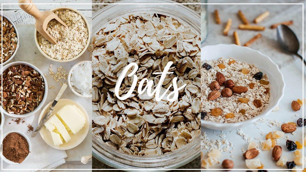 燕麦的分类大科普,快熟、钢切还是即食,买对吃对才健康,手把手教你选燕麦!