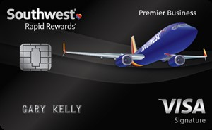 Earn 60,000 pointsSouthwest Rapid Rewards® Premier  Business Credit Card