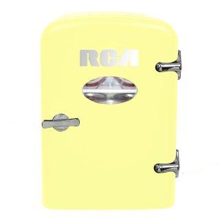 $42.76RCA 便携式复古6罐迷你冰箱