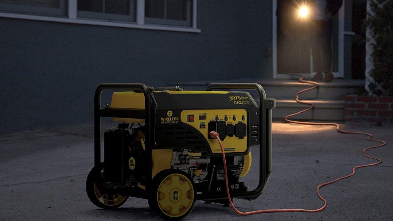 发电机选购攻略   美国家用发电机种类、品牌型号推荐 2021