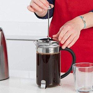 $23.99 (原价$34.99)Lagostina 8杯法压壶  简易美味咖啡随时享