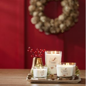 Buy 1 get 2 freeSmall Tumbler Candles on Sale @ Yankee Candle