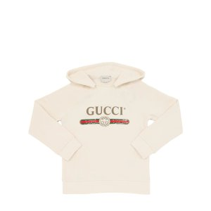 Gucci兜帽卫衣