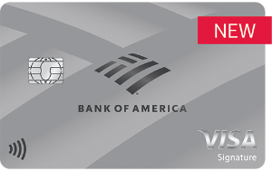 $200 Online Cash Rewards Bonus OfferBank of America® Unlimited Cash Rewards credit card