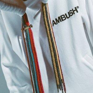 8.5折 $37RipnDip 小贱猫T恤HBX 美包潮衣正价产品大促  收Burberry、Loewe、Stussy