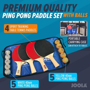 JOOLA 乒乓球家庭套装 6.6折特价