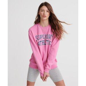 SuperdryClassic Varsity Crew Sweatshirt