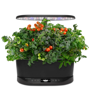 AeroGarden Bounty Basic-Black Indoor Garden