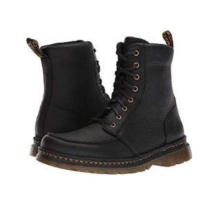 Dr. Martens Lombardo Black Fashion Boot @Amazon.com