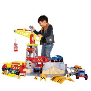 Colossal Construction Zone 127pc @ Walmart