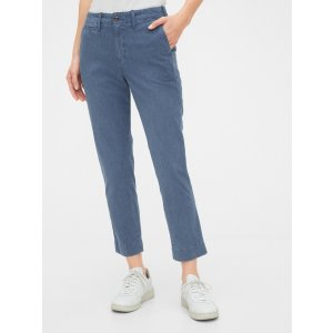 Gap直筒裤