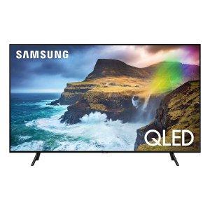 $3998 ($5299.99)史低价:Samsung 三星 82英寸Q70R 4K超高清QLED 量子电视