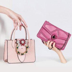 4折起 收粉色铆钉鞋Reebonz母亲节大促 大牌Celine、YSL、Balenciaga都有