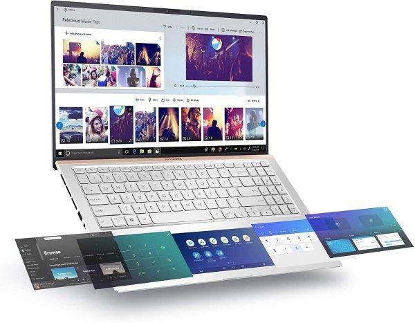 ZenBook 15 4K 双屏超极本