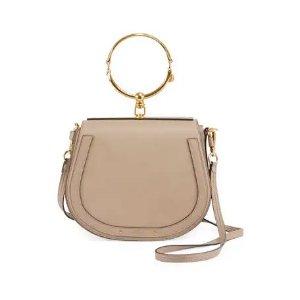 ChloeNile Medium Bracelet Crossbody Bag