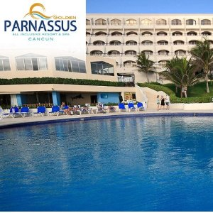 From $125 Golden Parnassus Resort and Spa Cancun
