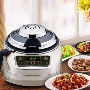中奖名单公布Ropot 全自动智能炒菜机 小白宅家做饭 无烟不费劲