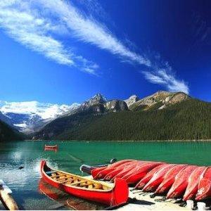 7.9折  每人$777起加西9日跟团游 落基山国家公园全览 温哥华出发