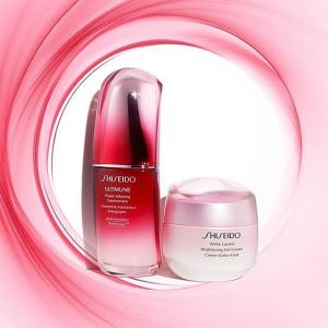 7.5折 入超值套装Shiseido 美妆护肤热卖 收红腰子、盼丽风姿系列