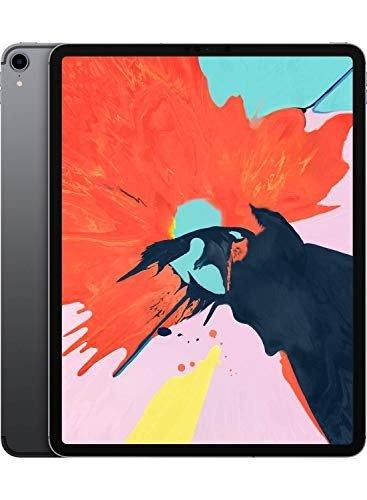 iPad Pro (12.9-inch, Wi-Fi + Cellular, 256GB) 深空灰