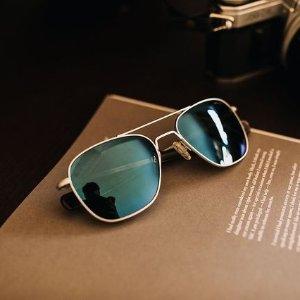 低至5折+镜片4折FramesDirect.com 精选品牌墨镜、眼镜促销
